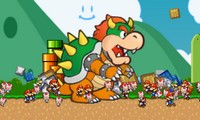 Bowser Destruction du monde
